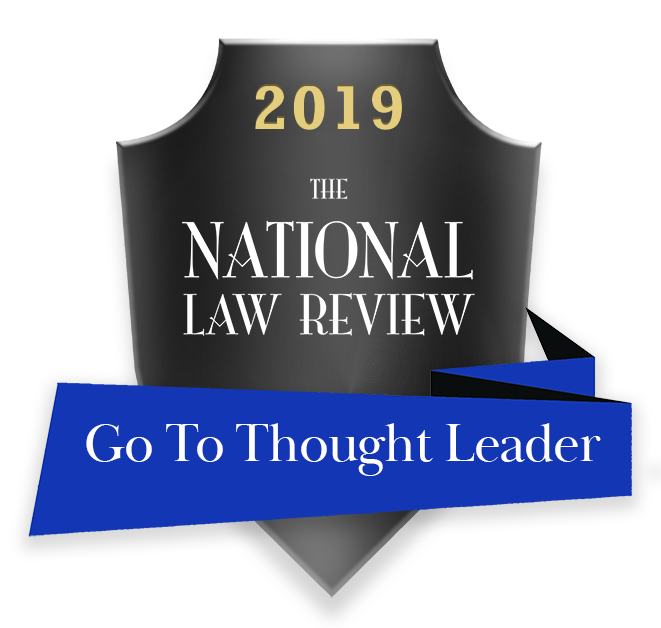 2019 NLR Thought Leadership Award K&L Gates