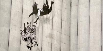 Banksy Art Legal Implications