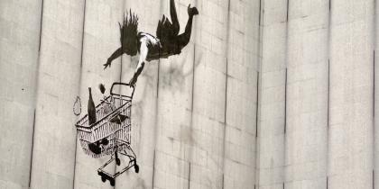 Banksy Loses Flower Bomber EUIPO Trademark