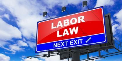 Employment Law, Billboard