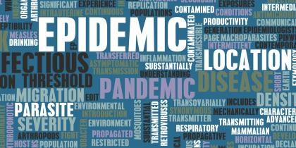 epidemic words around coronavirus