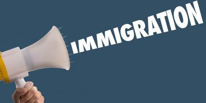 immigration green arrow, baha, trump