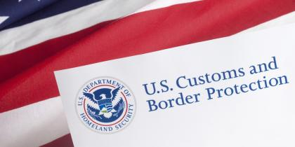 U.S. Customs and Border Protection CBP designated as Security Agency