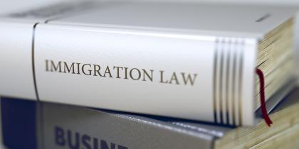 immigration law book, civil deportation
