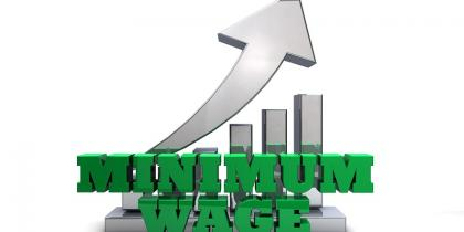 Minimum Wage increases in states and municipalities