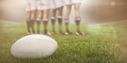 Rugby Ball, Lift the Weight – a positive approach to tackling mental health problems in rugby