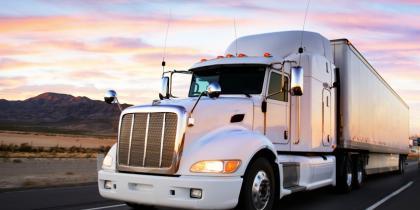 highway truck