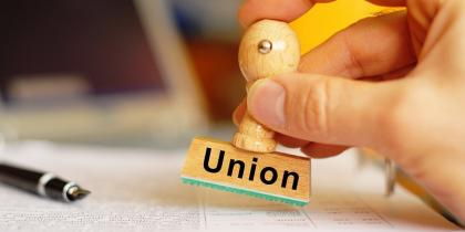 Union Stamp, Students can Organize