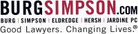 Burg Simpson Law Firm