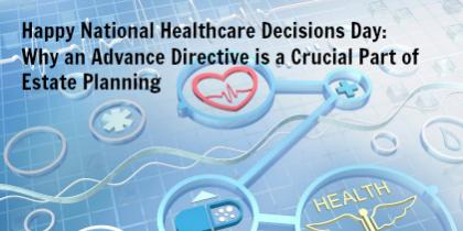 Happy National Healthcare Decisions Day