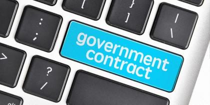 keyboard, blue, government, contract