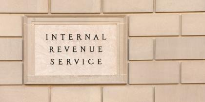 IRS Regulations on Opportunity Zones