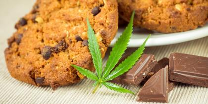 Cannabis CBD oil products which may be federally unapproved