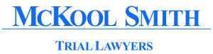 McKool Smith Law Firm Trial Lawyers