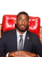 Gilbert Bayonnne, Law Student, Southern University Law Center