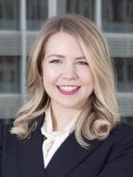 Emma Hutchison Corporate Cosmetic Litigation Attorney Hunton Andrews Kurth
