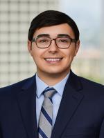 Blake Guerrero Associate Attorney Los Angeles Labor Employment Hunton Andrews Kurth