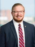 Benjamin Perry Labor Employment Indiana Attorney Associate Barnes & Thornburg LLP