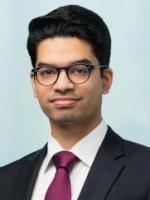 Shayan Najib English Law Qualified Solicitor Bracewell Dubai, U.A.E.