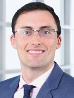 Nathaniel Arden, Health Care and Intellectual Property Attorney, Robinson Cole Law Firm, Hartford, Connecticut