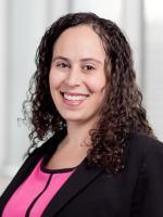 Aliza Pescovitz Malouf Consumer Protection Attorney Hunton Andrews Kurth Dallas, TX