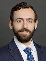 Conor Almquist, Cadwalader Law Firm, New York, Financial Law Attorney