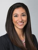 Julia Ansanelli, Litigation attorney  in New York, Proskauer Law firm