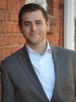 John Van Swearingen, Law Student, Wake Forest University, North Carolina, Winston-Salem