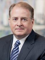 Lawrence J. Bracken II Insurance Attorney Hunton Andrews Kurth Atlanta, GA & New York, NY