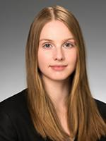 Olivia Coburn, IP lawyer, KLGates