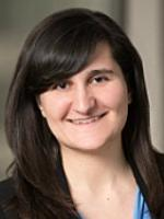 Maria E. Doukas, Morgan Lewis, Technological Inventions Attorney, Patent Administration Lawyer
