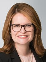Elizabeth Down, Proskauer Rose, Employee benefits attorney, ERISA litigation lawyer, HIPPA law, investment issues legal counsel