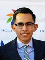 Ricardo Manuel Reyes UCLA School of Law student