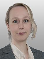 Kim-Simone Janutta, Covington, Regulatory attorney