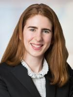 Jennifer E. Tarr Litigation Attorney Proskauer Rose Washington, DC