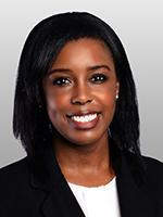 Fatmata Kabia, Associate, Covington & Burling, LLP, New York