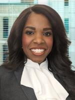 Alicia M. Kliner Energy Attorney Hunton Andrews Kurth Dallas, TX