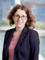 Mariana Korsunsky Labor Lawyer Goulston Storrs Law Firm