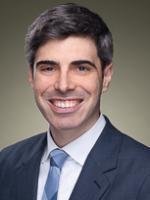 Kostis Hatzitaskos VP Antitrust Cornerstone Research