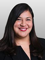 Kassandra Maldonado,  Covington Burling, LLP, healthcare attorney