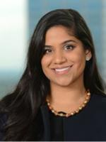 Meghna M. Rao Associate insurance carriers and financial institutions