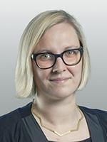 Melissa Van Schoorisse, Covington, Corporate attorney