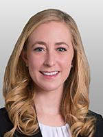 Lauren Moxley, Covington Burling Law Firm, Litigation Attorney