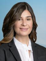Nazanin Aleyaseen Arbitration Attorney K&L Gates Law Firm