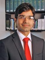 Ajay Singh Solanki Lawyer Nishith Desai Assoc. India-centric Global Law Firm
