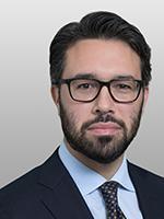 Rafael Reyneri, Covington, communications attorney
