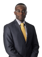 Richard Abeeku Mills-Robertson Litigation Lawyer