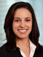 Natalia San Juan Litigation Attorney Hunton Andrews Kurth Law Firm Miami