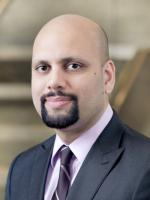 Syed S. Ahmad Insurance Coverage Attorney Hunton Andrews Kurth Washington, DC