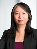 Qi Zhao patent law attorney Andrews Kurth Law Firm